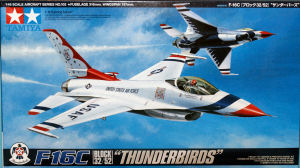 "F-16C Block 32/52 ""Thunderbirds"""