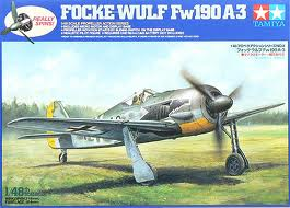 FW-190A3 (Prop Action)