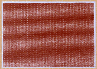 Diorama Material Sheet- Brickwork