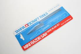 Mini Razor Saw replacement blades (2)