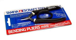 Mini-Bending Pliers (for Photo-Etched Parts)