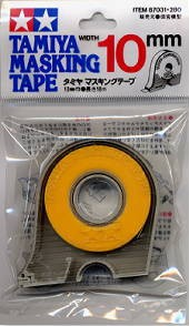 Masking Tape (10 mm Width) with dispenser