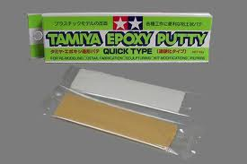 Epoxy Putty (Quick Type)