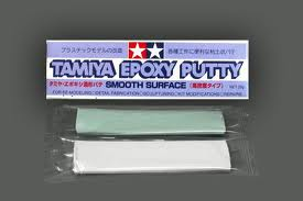 Epoxy Putty (Smooth Surface Type)