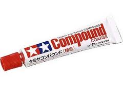 Polishing Compound- Coarse