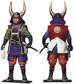 Samurai Warrior- Sengoku Period