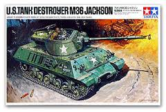 M-36 Jackson Tank Destroyer