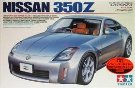 Nissan 350Z (Metal Plated Body)