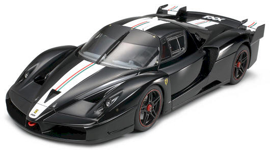 Ferrari FXX Black Version