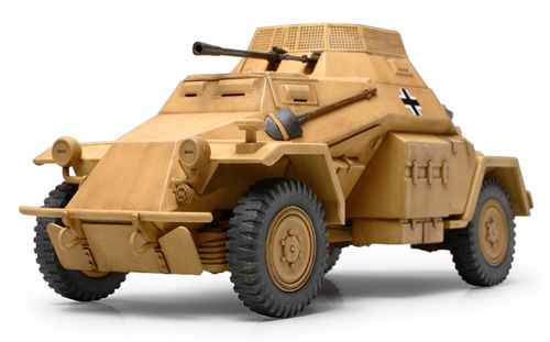 German Armoured Car Sd.Kfz.222