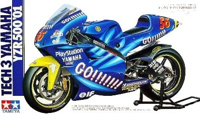 Yamaha YZR-500 Tech 3
