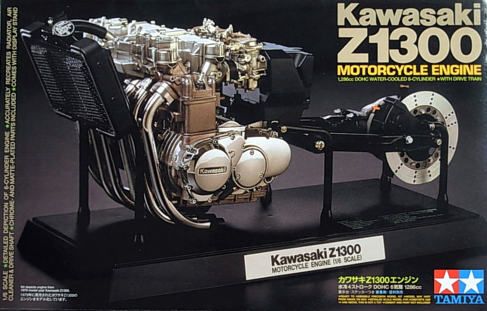Kawasaki Z1300 Engine kit
