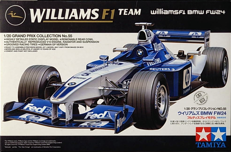 Williams BMW FW-24