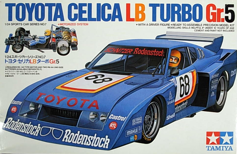 Celica LB Turbo Gr.5