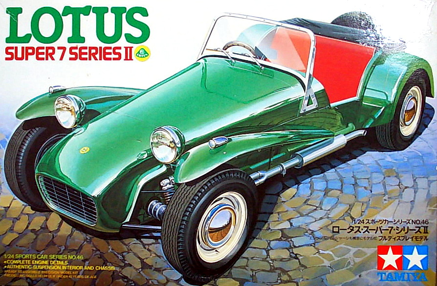 Lotus Super 7 Series II