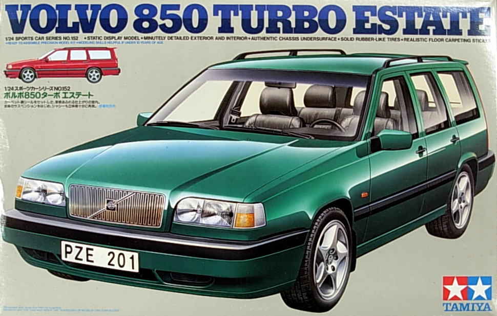 Volvo 850 Turbo Estate
