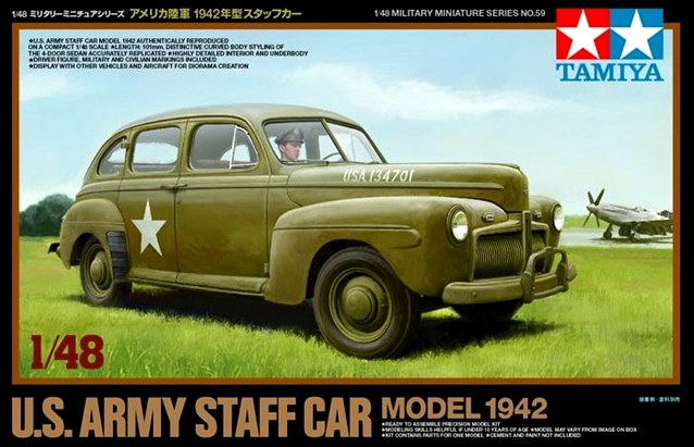 1942 US Army Staff Car