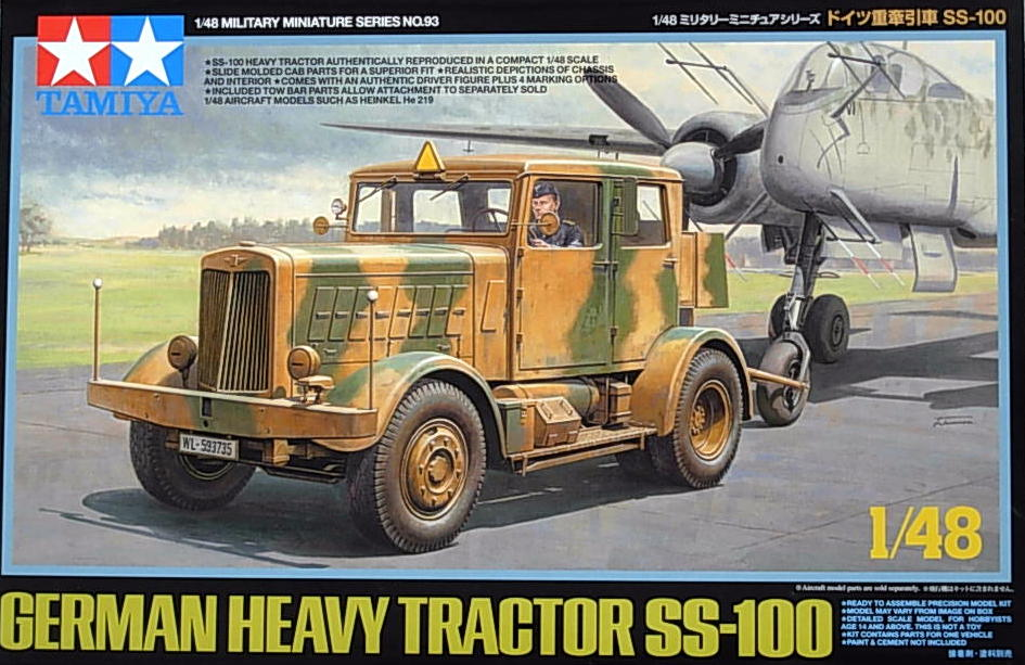 HEAVY TRACTOR SS-100