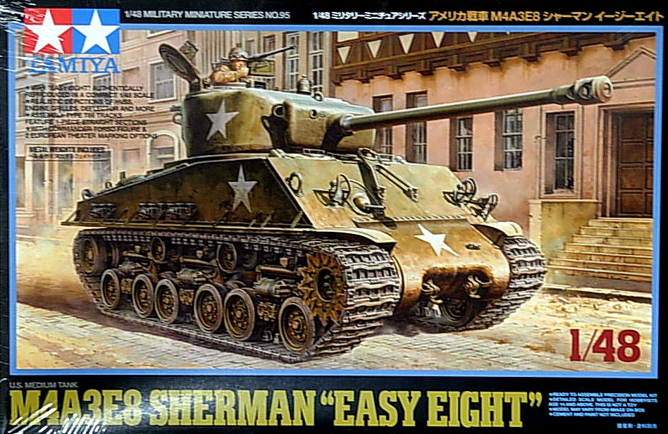 Sherman Easy Eight