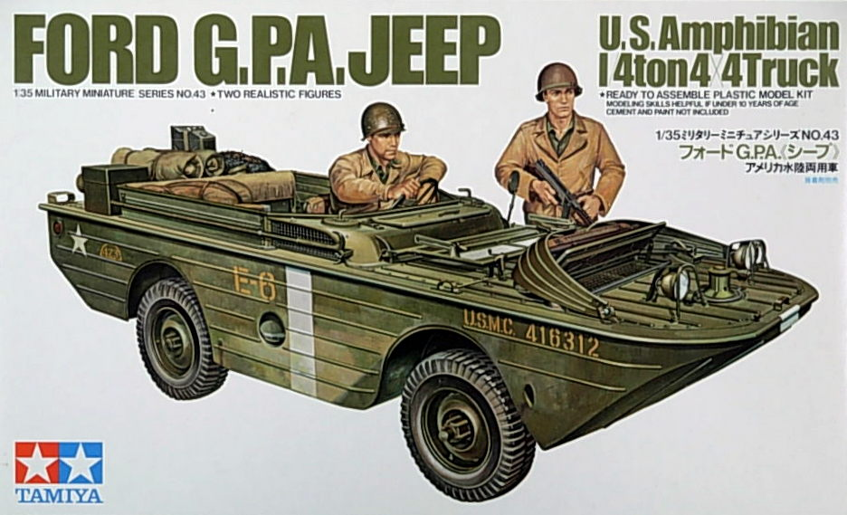 Ford GPA US Amphibian