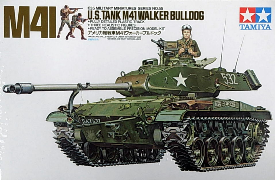 M-41 Walker Bulldog