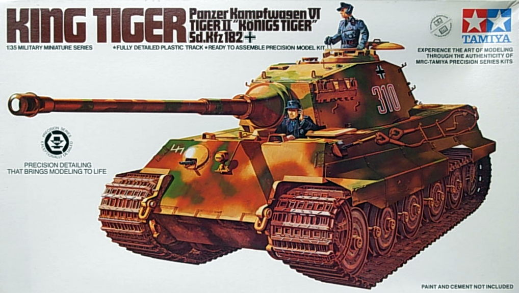 King Tiger (MM157)