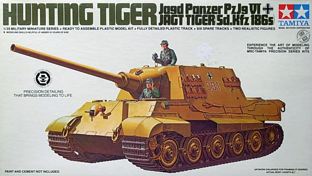 Hunting Tiger (MM158)