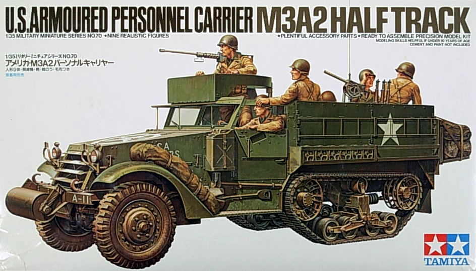 M3A2 US Personnel Carrier