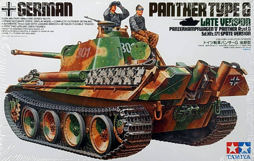 "Panther G ""Late Version"""