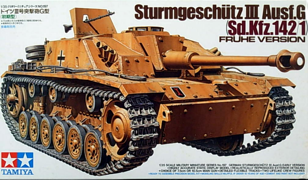 Strumgeshutz III Ausf. G (Early)