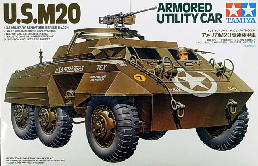 US M-20 Armored Utility Car