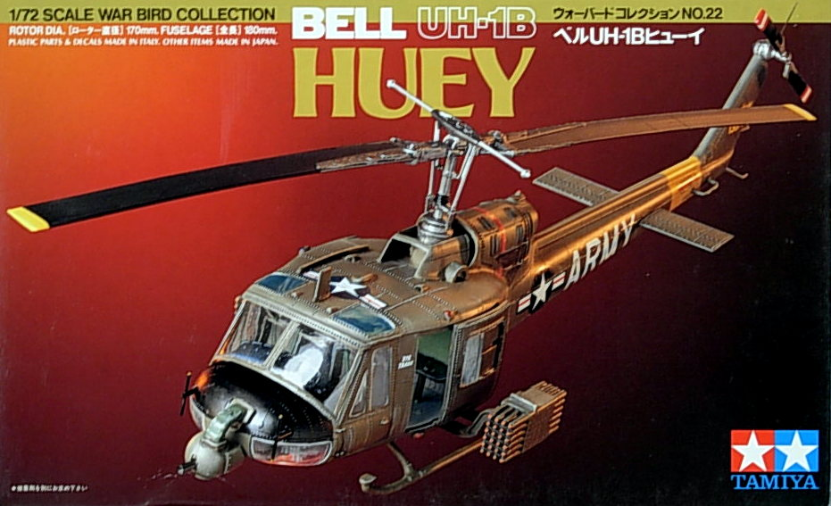 UH-1B Huey (w/Aust markings)