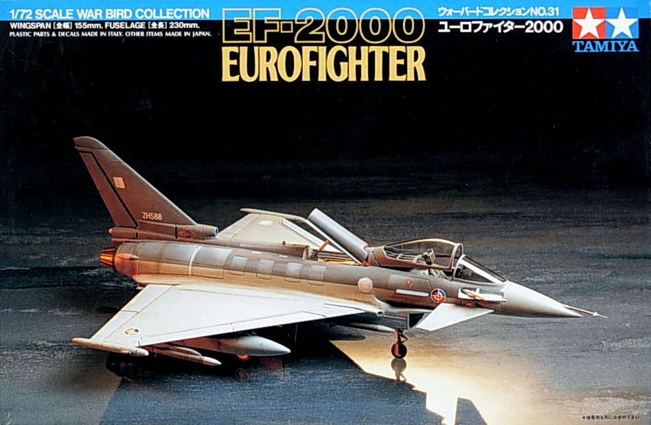 EF-2000 Eurofighter