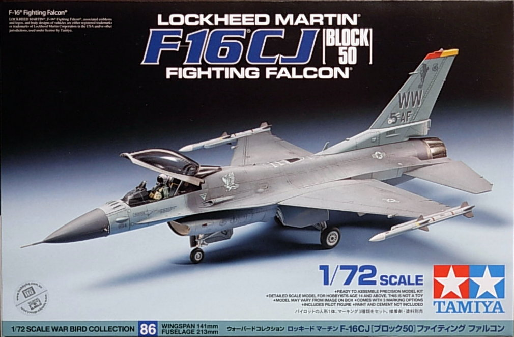 F-16CJ Fighting Falcon [Block50]