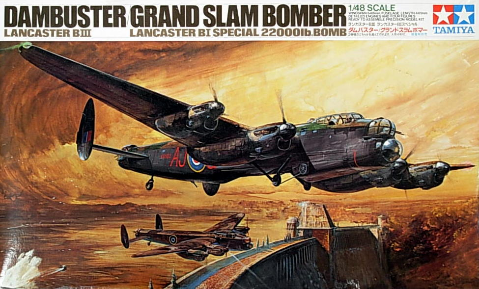 Lancaster Dam Buster/Grand Slam (Shop Soiled)