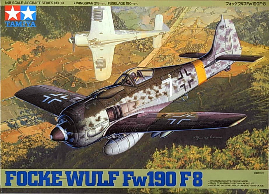 FW-190 F-8 (Trop option)