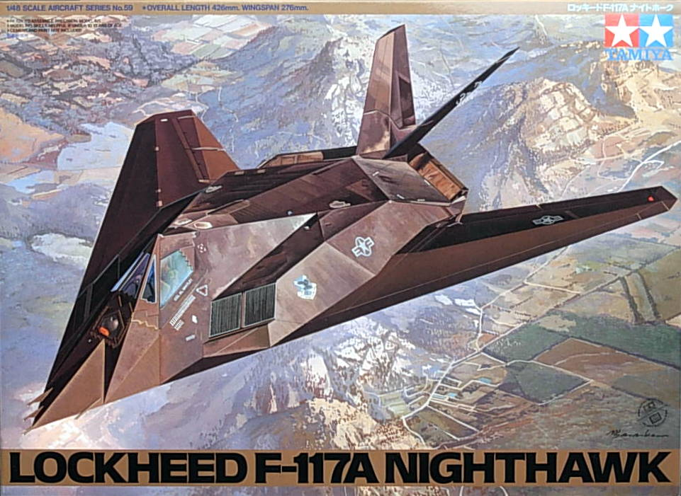 F-117 Stelth Nighthawk