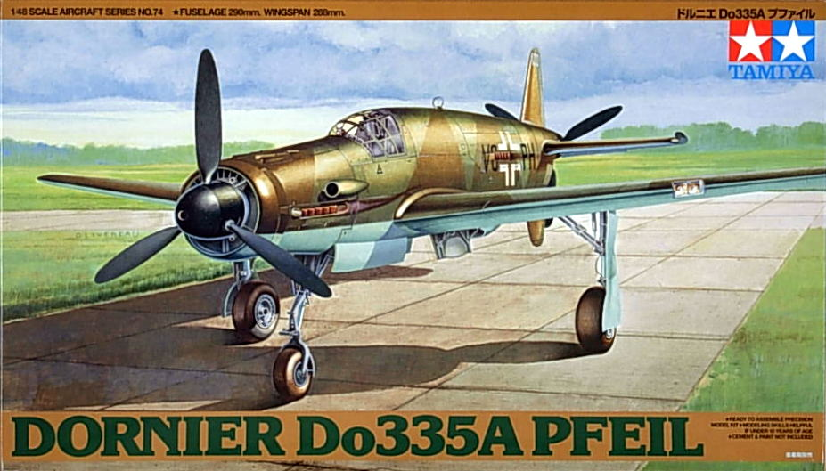 "Do-335 A-0/A-1 ""Arrow"""