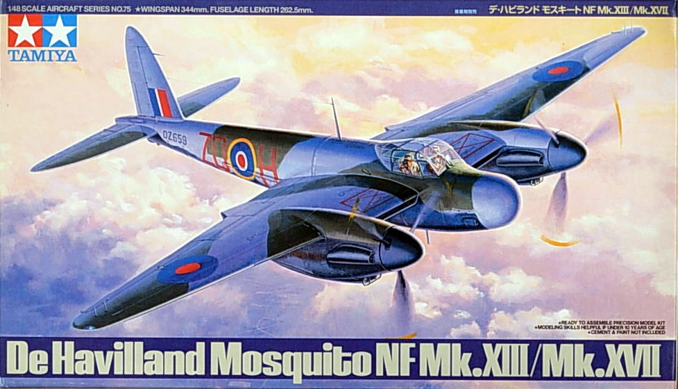 D.H. Mosquito NF Mk.13/17