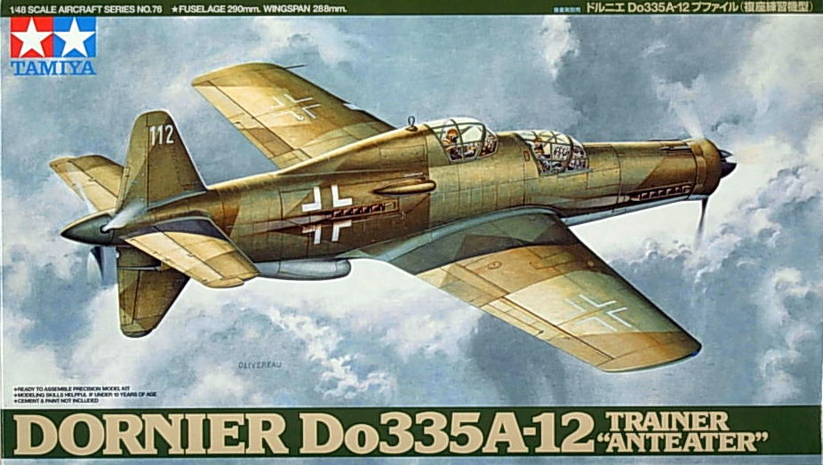 "Do-335 A-12 ""Anteater"""