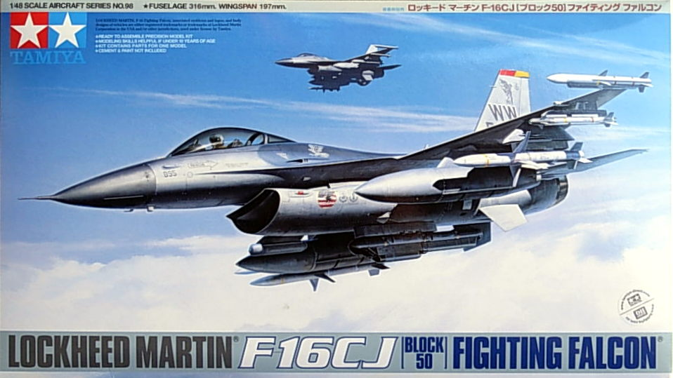 F-16CJ Block 50 Fighting Falcon