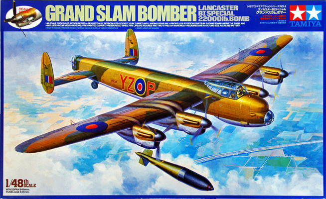 Lancaster Grand Slam (Prop Action)-