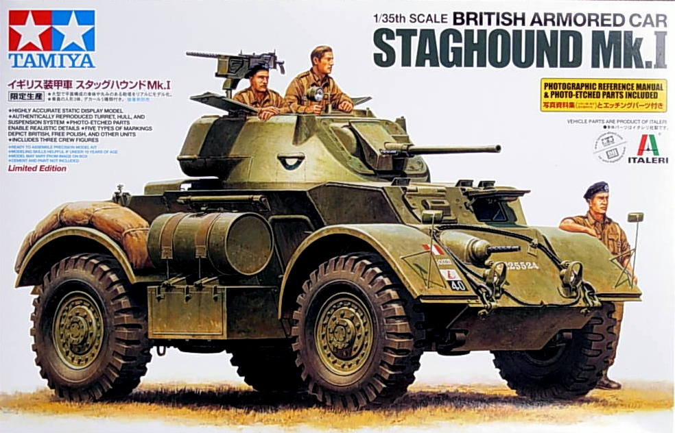 British Staghound Mk.I
