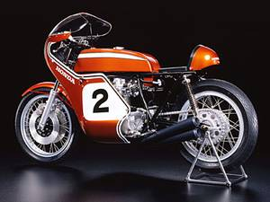 Honda CB750 Racing Bike- Collectors Club