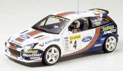Ford Focus RS WRC 2001